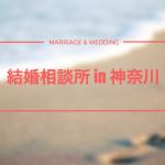 神奈川県でおすすめの結婚相談所10選!横浜や藤沢で婚活